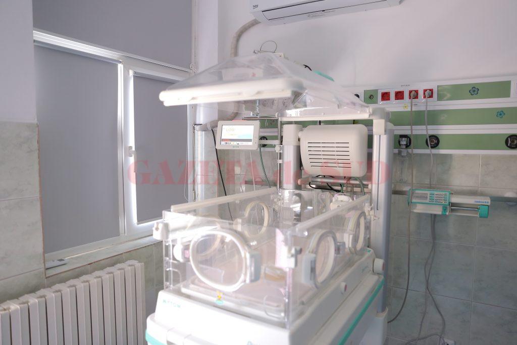 ruris aparatura neonatologie craiova