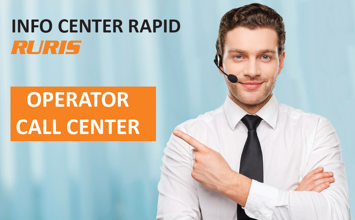 angajare operator call center ruris